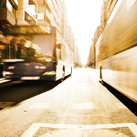 Safety and security within public transport systems