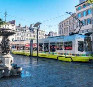 Moovizy 2 brings together all of Saint-Etienne's transport solutions