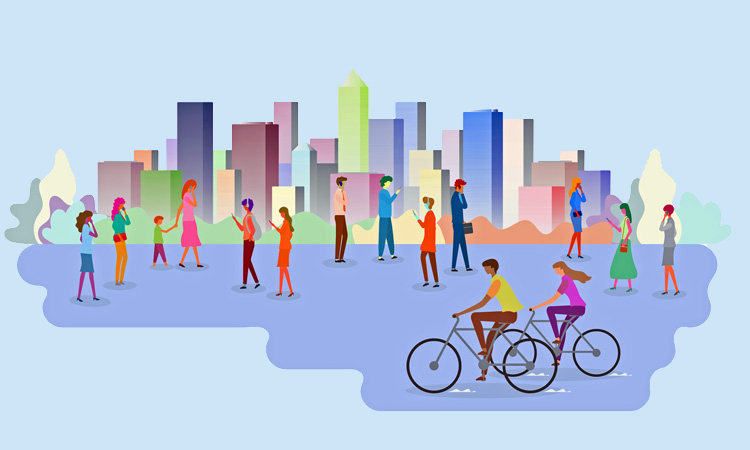 Redefining urban mobility to prioritise cycling