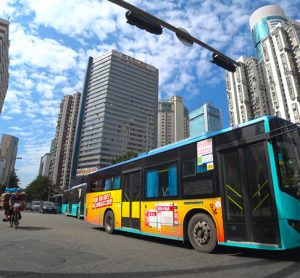 Shenzhen's transition to the world's largest fully-electric fleet