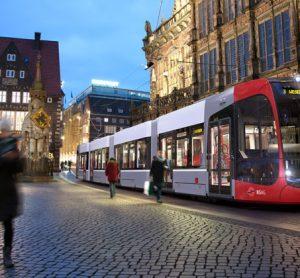 Bremen-Avenio-trams