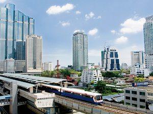 Siemens gewinnt Folgeaufträge in Bangkok / Siemens secures follo