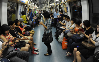 Singapore LTA to trial contactless smart ticketing system