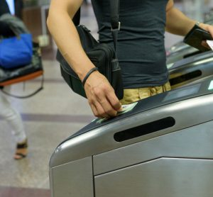 Paying for mass rapid transit in Singapore