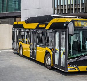 40 gas Solaris buses have been ordered by Ostrava