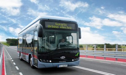 Brussels orders its first electric bus