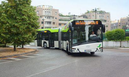 Urbino buses for Dutch market