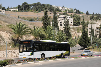 Solaris awarded contracts to deliver 110 buses to Israel