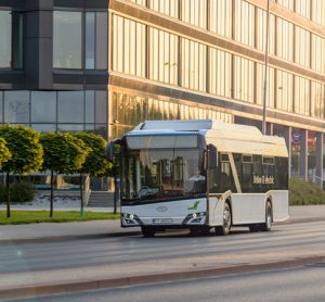 Solaris to participate in innovative electric road charging project