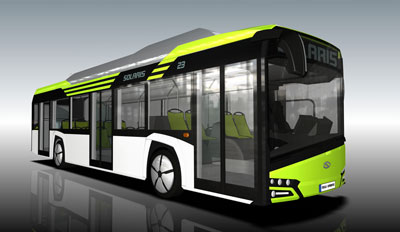 Solaris to reveal Urbino 12 electric and new Urbino 12 LE