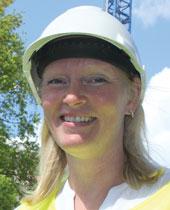 Sonja Martin-Löf, SL's Red Line Upgrade Programme Manager