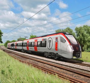 South Wales Metro train concept