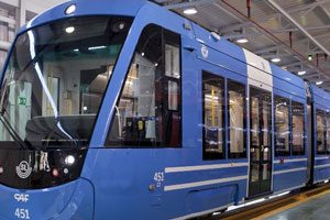Spanish Tram manufacturer CAF awarded LuxTram contract