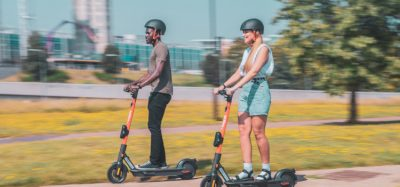 Spin have been trialling their e-scooters in Milton Keynes