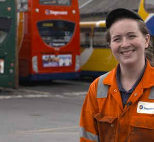 Stagecoach Manchester begins Women in Transport initiative