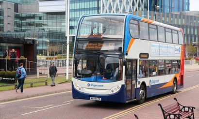 Stagecoach appoints new Managing Director of Manchester bus operations