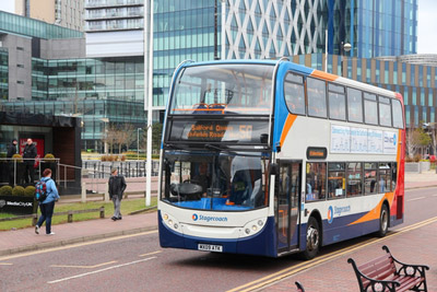 Stagecoach places 97m order for new buses and coaches
