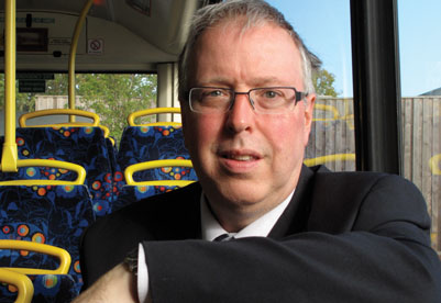 Stephen Morris, Deputy Chief Executive, Bus Users UK