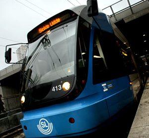 Stockholm Tram