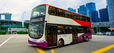 SBS Transit partners with Stratio to implement the largest Bus Condition Monitoring project in Singapore