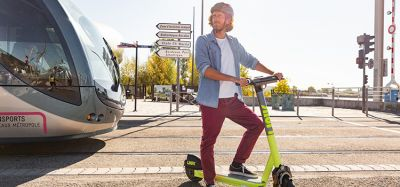 Superpedestrian launches e-scooter fleet in Bordeaux, France