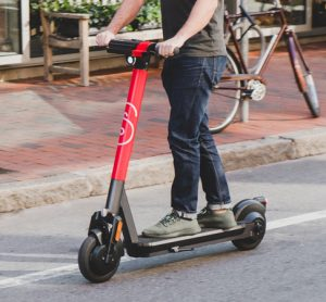 Superpedestrian to roll out 'ultra-safe' scooter fleet