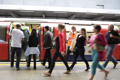 London Underground breaks Olympic record for weekly passenger numbers