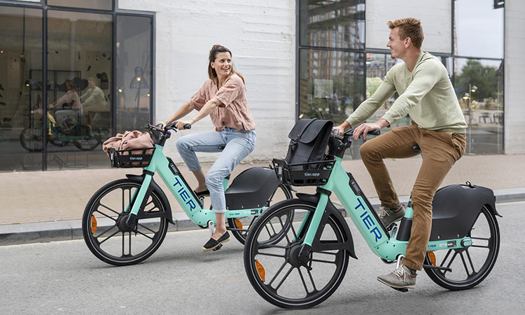 TIER Mobility announces launch in the Netherlands
