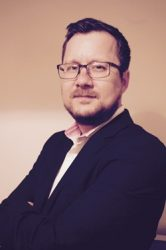 Tim Martin, Head of Data