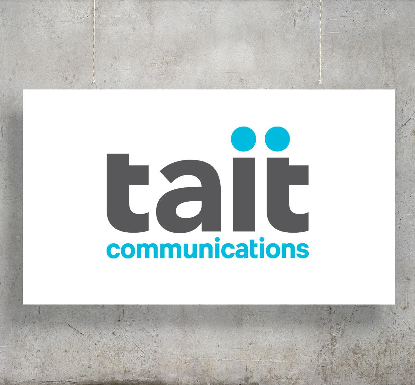 Tait Communications Europe logo
