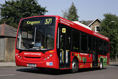 TfL accelerates the introduction of ultra low emission Euro VI buses in London's fleet