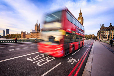 TfL completes speed limiting technology trial on buses