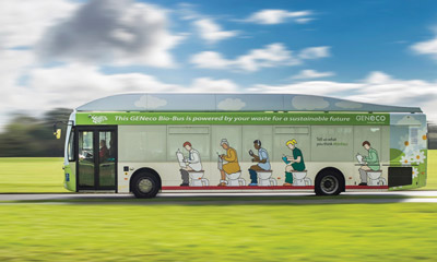 The Journey of the Green Bus