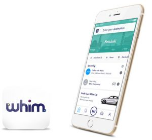 Whim Unlimited launches to offer passengers limitless public transport