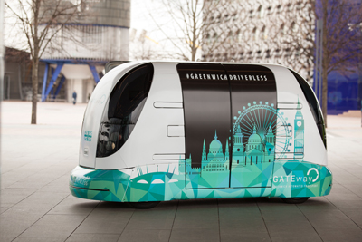 The role of automated vehicles in delivering smarter cities