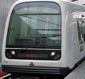 Thessaloniki Metro