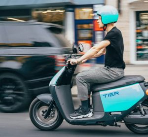 TIER Mobility expands offering with launch of Berlin e-moped service