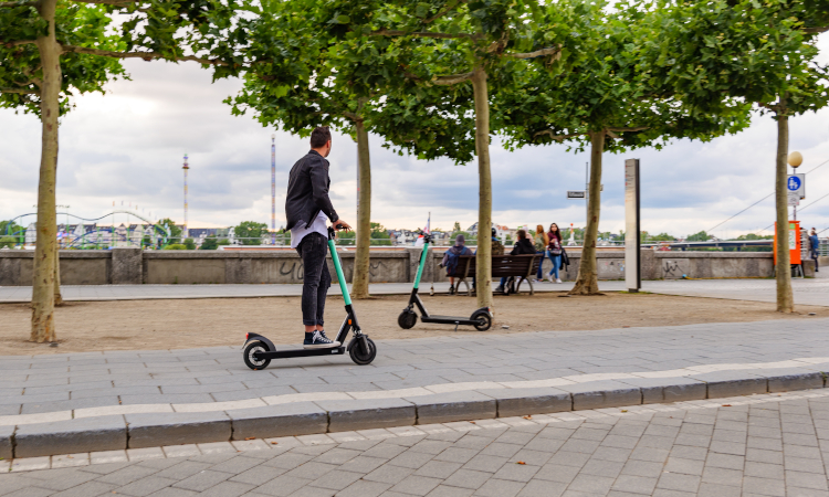 TIER will add sound to its fleet of e-scooters