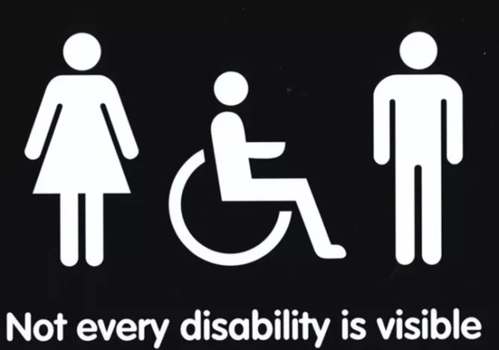 London Midland Changes Its Toilet Signage For Invisible Conditions
