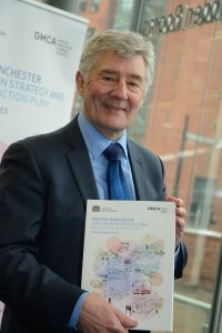 Tony Lloyd launches Greater Manchester Low-Emission Strategy (LES) and Air Quality Action Plan (AQAP)