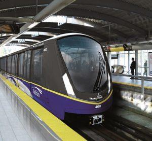 TransLink orders 28 metros for Vancouver's SkyTrain network