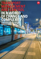 Whitepaper: Transport management and control in a world of change and complexity