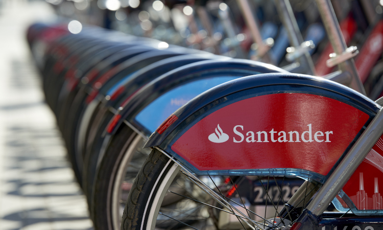 New Cycleway 4 is home to three new TfL Santander Cycle docks