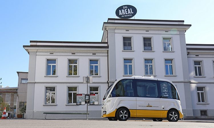 Trapeze: innovative mobility solutions for urban public transport