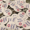 Tube chat London new badge draws attention