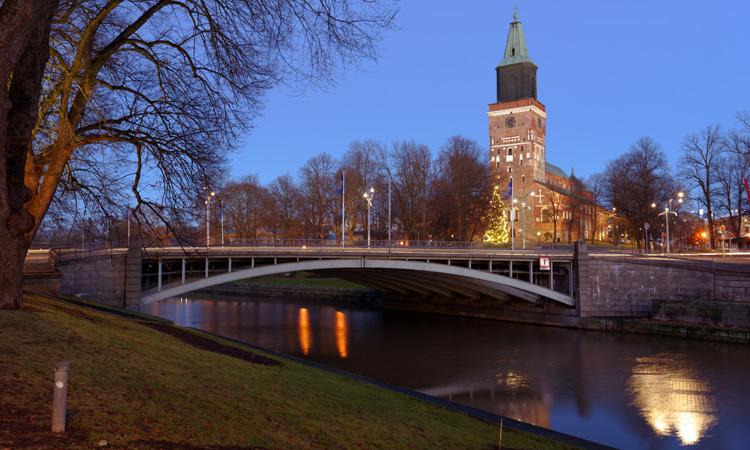 Turku, Finland, where FAIRTIQ will launch next