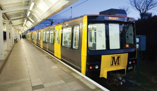 Tyne and Wear Metro rail skills centre