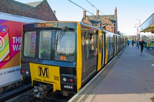 Tyne and Wear Metro to receive £40 million investment