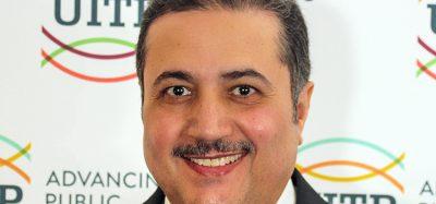 UITP president Khalid Alhogail