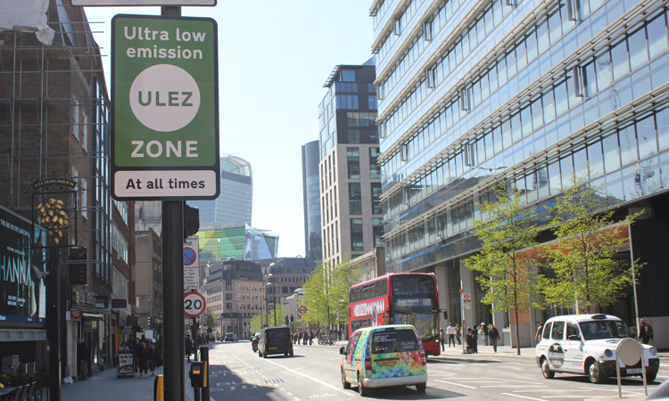 Survey: how has London's Ultra Low Emission Zone impacted commuters?